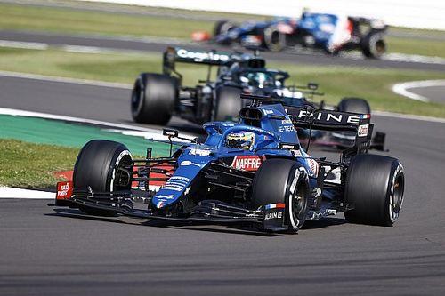 Alonso jó úton halad a 2022-es hosszabbítás felé