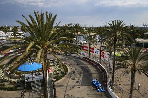 Palou, por detrás de sus rivales por el título antes de la clasificación en Long Beach