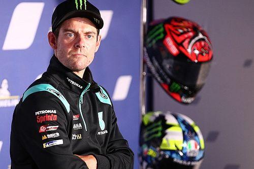 Crutchlow explains decision behind Austria MotoGP return