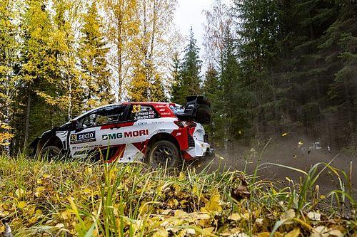 WRC, Rally Finlandia, PS18: Evans a un passo dal successo
