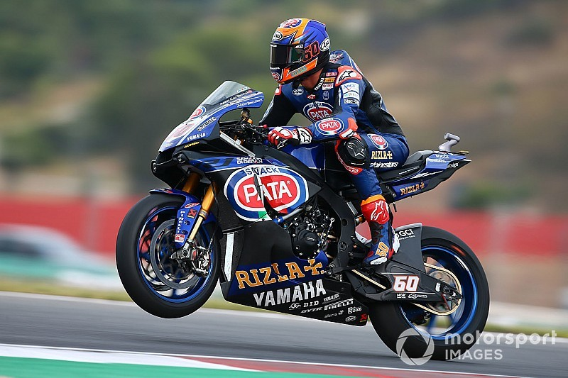 Yamaha, van der Mark: