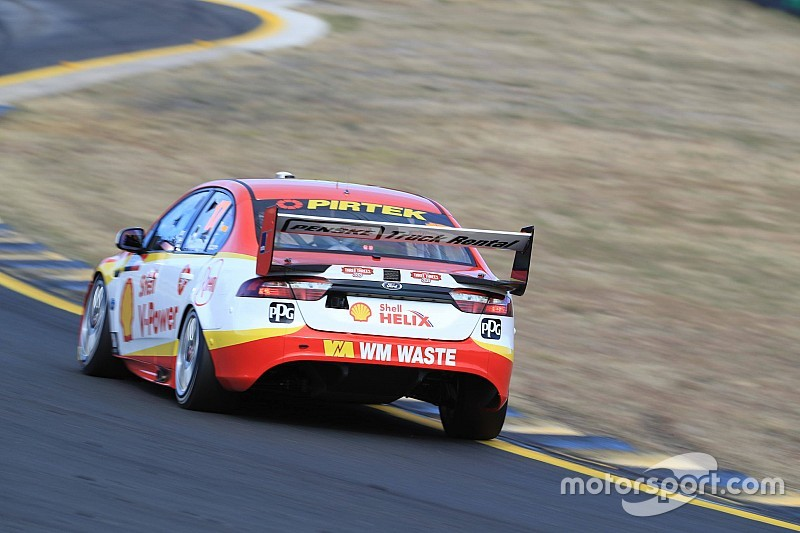 Sydney Supercars: McLaughlin fastest, Red Bulls miss Q2