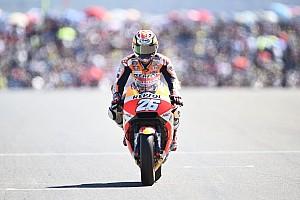 Penyesalan Pedrosa usai balapan Aragon