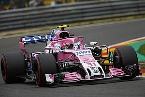 Racing Point puede acercarse a los mejores equipos de F1 en 2019, dice Ocon