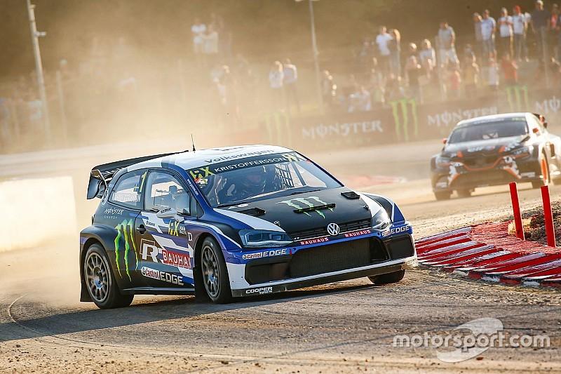 France World RX: Kristoffersson takes fifth successive win