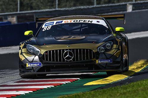 JP Motorsport na Monzy
