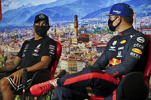 F1: Verstappen rejeita ideia de Hamilton na Red Bull