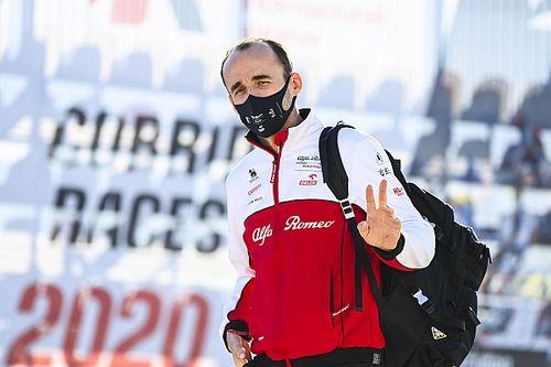 Liveblog: Kubica neemt vrijdagtraining over van Raikkonen