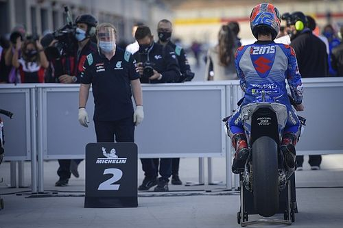 """Suzuki le sait: """"La blessure de Rins a changé le visage de la saison"""""""