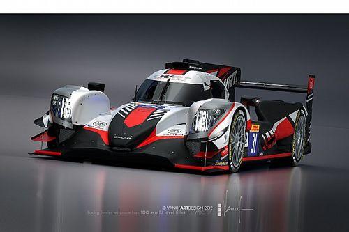 Kubica na Le Mans