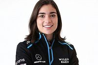 F1: Jamie Chadwick continua come collaudatrice Williams
