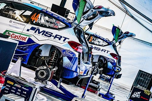 Tim-tim WRC Mulai Kirim Mobil ke Kenya Pekan Depan