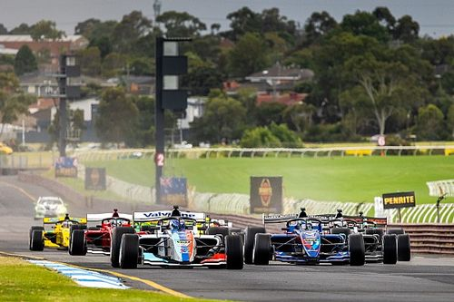 S5000 added to Supercars Superlicence list