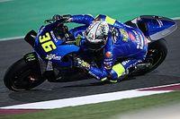 Suzuki already testing 2022 MotoGP engine in Qatar