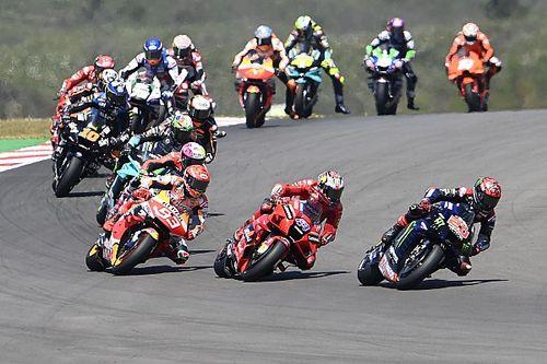 Положение в общем зачете MotoGP после Гран При Испании