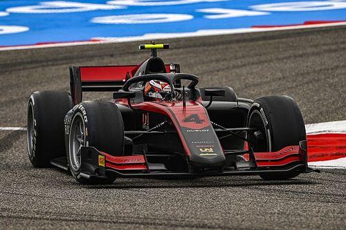 F2: Ilott é pole e Drugovich segundo no Bahrein; Schumi é décimo