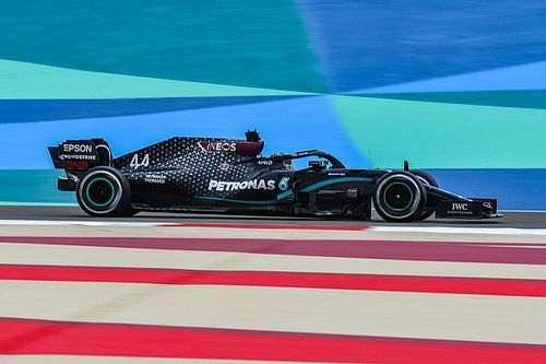 Hamilton najszybszy, Kubica 13