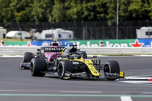 """Ricciardo: """"Dördüncü olmak harika ama daha fazlası mümkündü!"""""""
