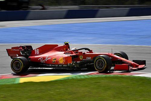 Ferrari: in Ungheria nuova fluidodinamica delle pance
