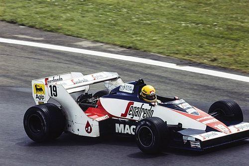 El día que Senna no clasificó para un gran premio