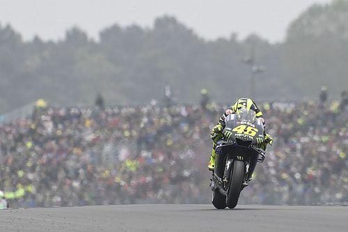 Rossi keluhkan top speed YZR-M1