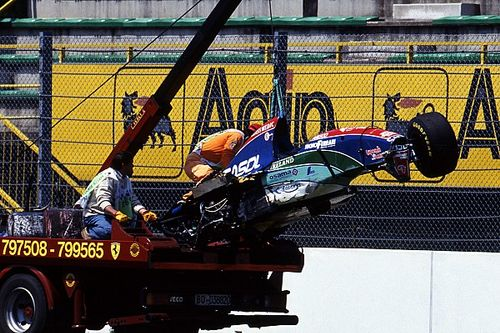 How F1 car safety changed forever after Imola 1994 tragedies