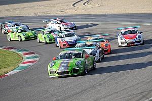 Carrera Cup Italia Gara Drudi vince la seconda gara del Mugello davanti al neocampione Ledogar