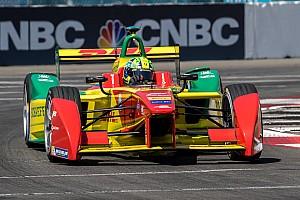 Формула E Отчет о гонке Ди Грасси выиграл в Лонг-Бич и вернулся в лидеры сезона