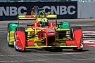 Long Beach ePrix: Di Grassi wins frantic race, title rivals hit trouble