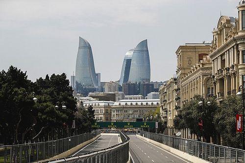 La llegada de Miami a la F1 en 2022 no preocupa a Bakú
