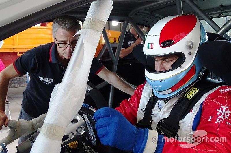 Europe: la Top Run riporta Roberto Russo in pista a Monza.