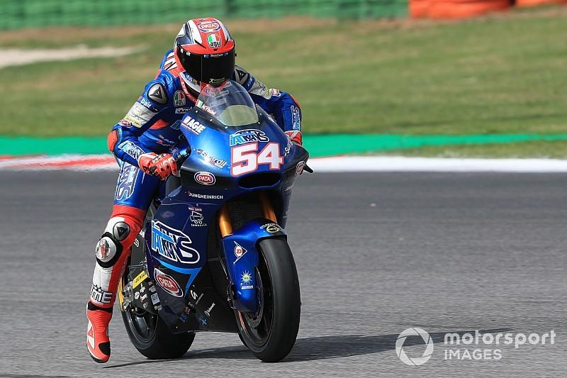 FP2 Moto2 Thailand: Ungguli Bagnaia, Pasini kuasai hari pertama