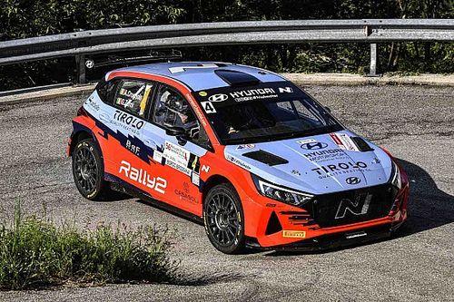 WRC Italiano: la Hyundai N Rally2 vince in Friuli con Crugnola!