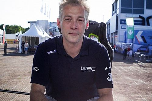 WRC 10 Game Director Alain Jarniou on how the series has evolved
