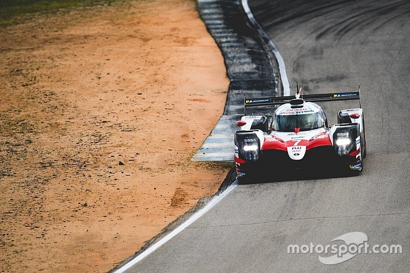 Toyota est allé plus vite que le record à Sebring