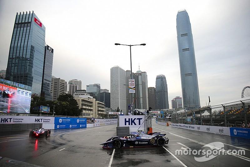 е-Прі Гонконгу: Бьорд здобув сенсаційну та спірну перемогу