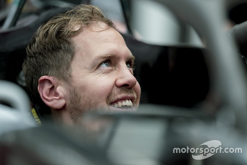 Ferrari will give Vettel