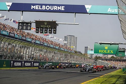 F1、2021年開催カレンダーを改訂。開幕戦はバーレーンに……豪州は11月に延期