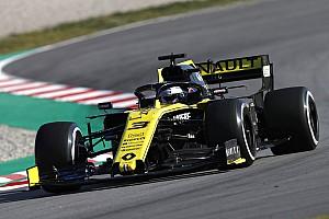 Ricciardo: Renault için umut verici bir gündü