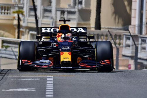 Monaco GP: Verstappen pips Sainz, Leclerc in final practice