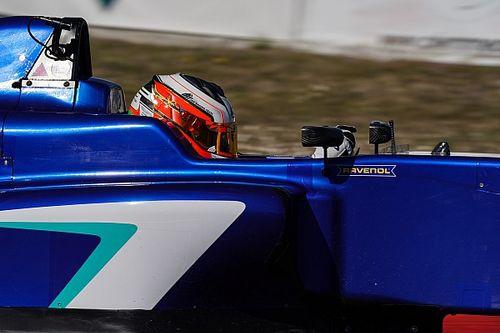 Rafa Câmara volta a impressionar em novo teste coletivo da F4 Italiana