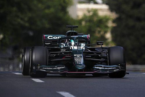 """Aston Martin """"surpris"""" par les conclusions de Pirelli"""