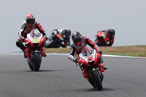 MotoGP: cambia il programma di domenica a Le Mans