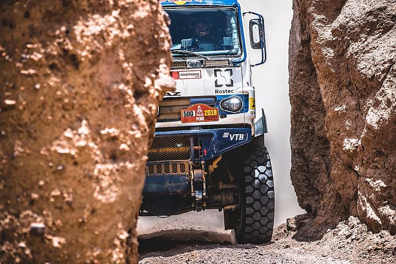 Дакар-2019, етап 5: найкращі світлини вантажівок