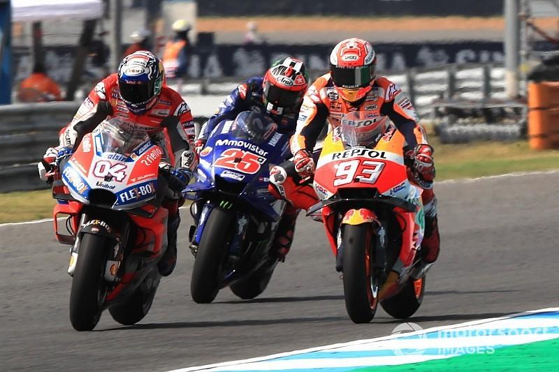Was wäre für Vinales mit Ducati oder Honda drin?