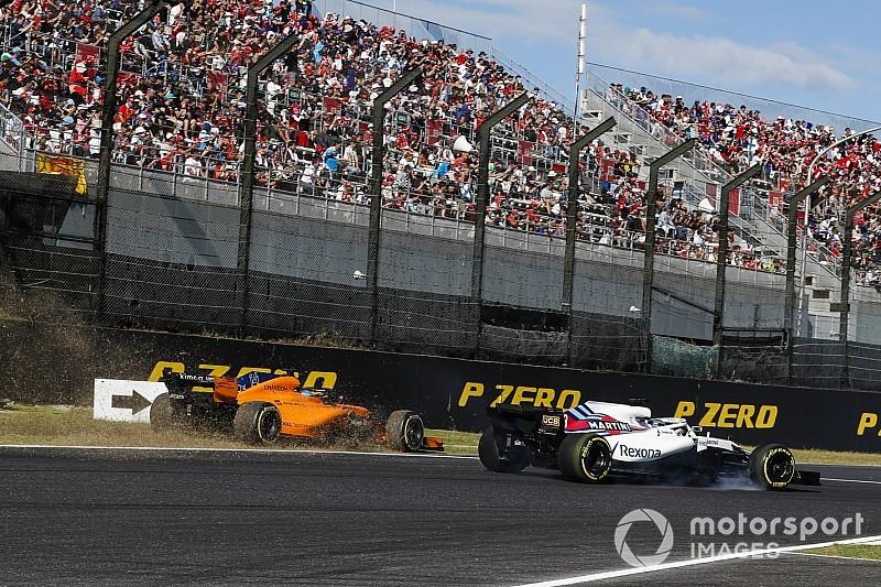Alonso: Ma pénalité montre