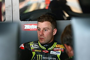 Rea: I could've done better than Crutchlow in MotoGP