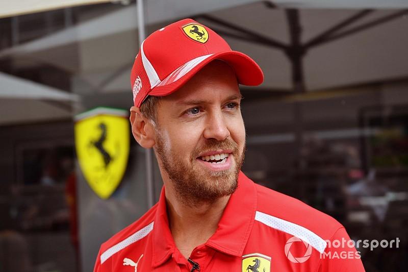 Vettel explica el problema que provocó su divertido mensaje por radio
