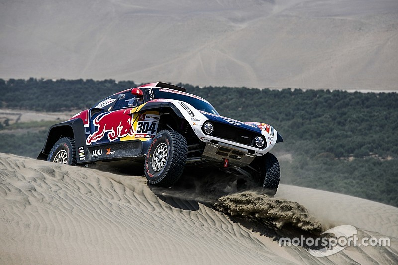 Dakar 2019, Stage 7: Peterhansel fastest, setback for Loeb