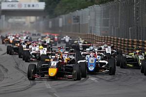 Macau tegen komst nieuwe F3-wagens na crash Flörsch